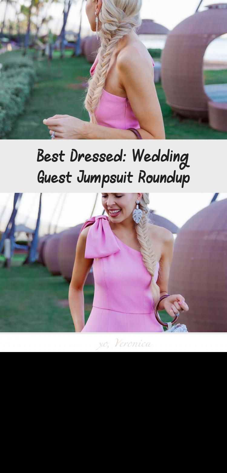 Best Dressed Wedding Guest - Jumpsuit Roundup | Lombard and Fifth #weddingdresse...#dressed #guest #jumpsuit #lombard #roundup #wedding #weddingdresse #november wedding guest outfit