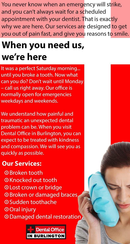 Dentist Dr. Samir Gupta & the team at Dental office in