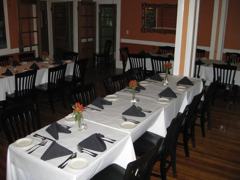 Looking For An Intimate Space For Your Rehearsal Dinner