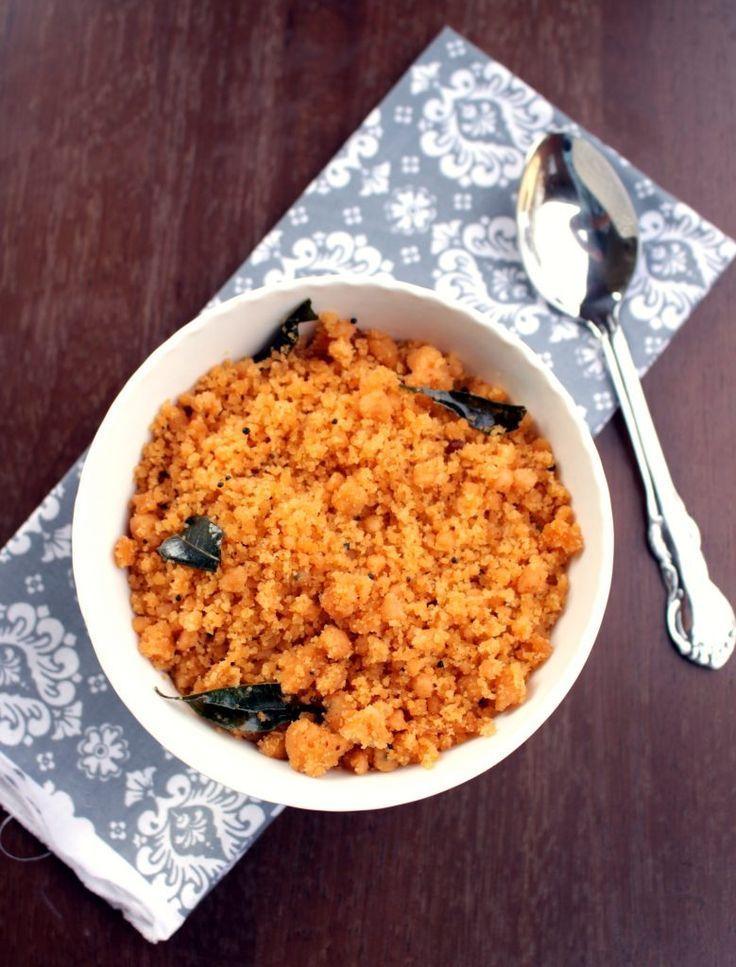 Kozhama Upma - Rice Flour Upma with Tamarind | Indian food ...