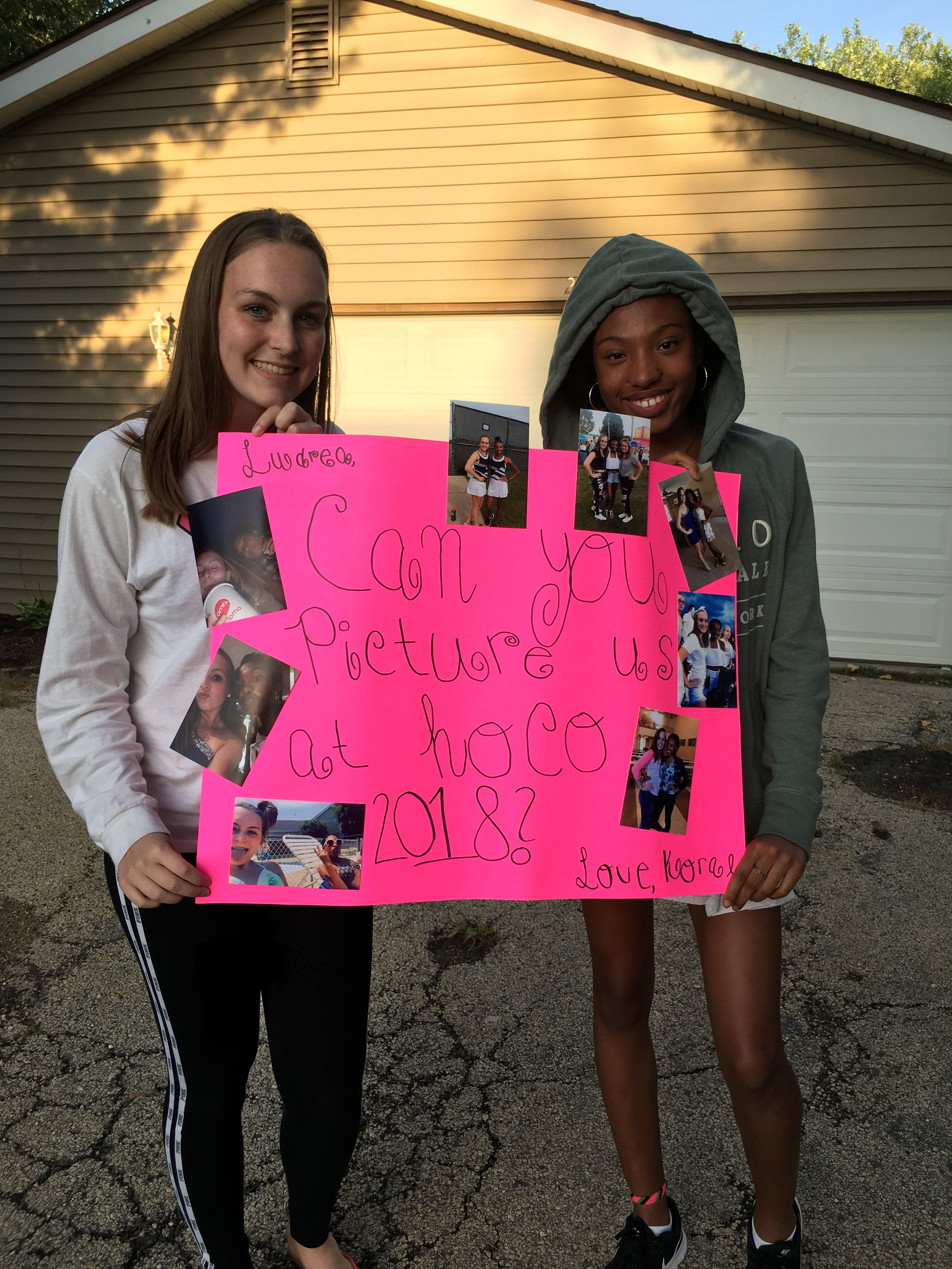 Pin By Koral Koller On Homecoming Proposal For Best Friend