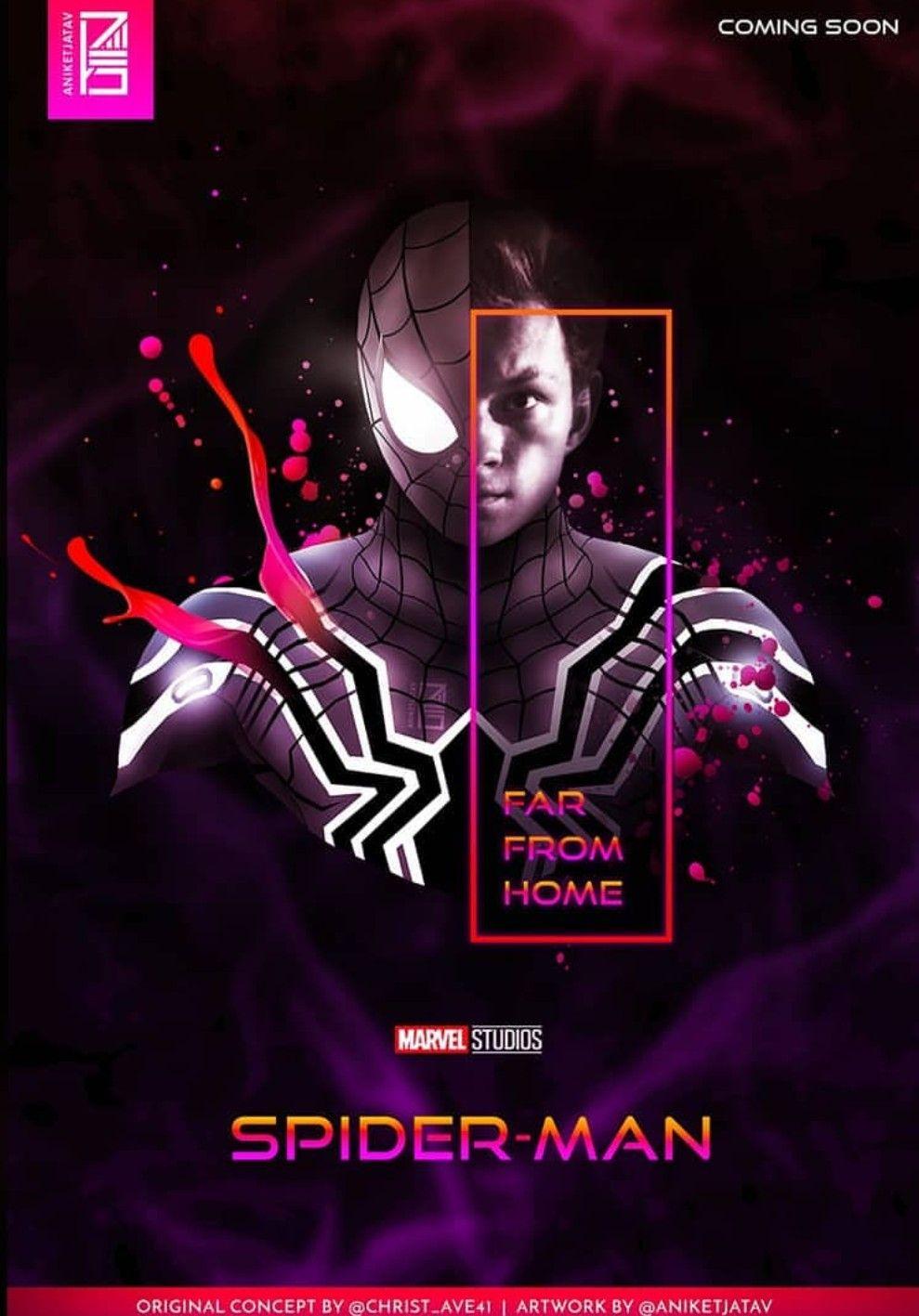 spider-man, far from home | spidy | spiderman, marvel, spider