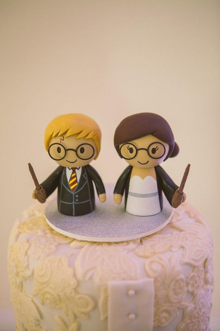 An Unintentional Harry Potter Themed Wedding