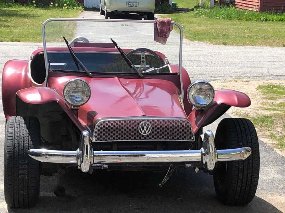 Ad 1964 Volkswagen Mini T Roadster 70 S Vw Fiberglass Kit Car Mini