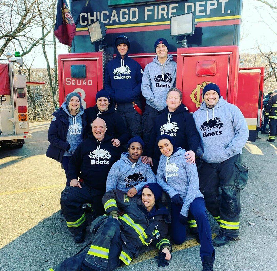 One Chicago Updates On Twitter Chicago Fire Chicago Fire Brett Chicago