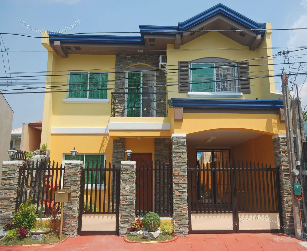 fb01c9dca2977ca2247fbb006a93e458 - View Small 2 Storey House Interior Design Philippines  Images