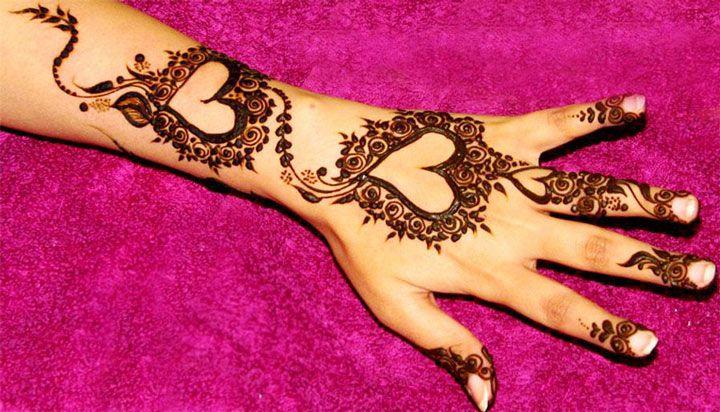 Arabic mehandi designs for hands step by simple mehndi left hand also mehendi allmehndidesigns en pinterest rh ar