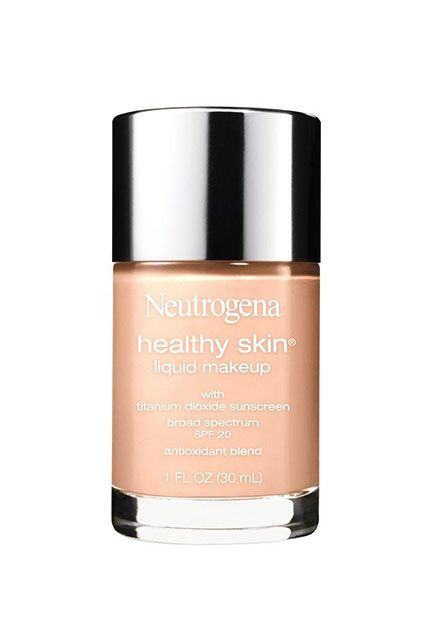 """10 Under-$17 Foundations The Pros Swear By #refinery29  http://www.refinery29.com/best-drugstore-foundations#slide-5  The Expert: Sam Sasso, R29 beauty editorial assistantBest For: All skin types""""I've been using Neutrogena products since I first started wearing makeup when I was around 12 years old. I started a bit early, in my mother's opinion, so I tried to steer clear of heavy-duty..."""