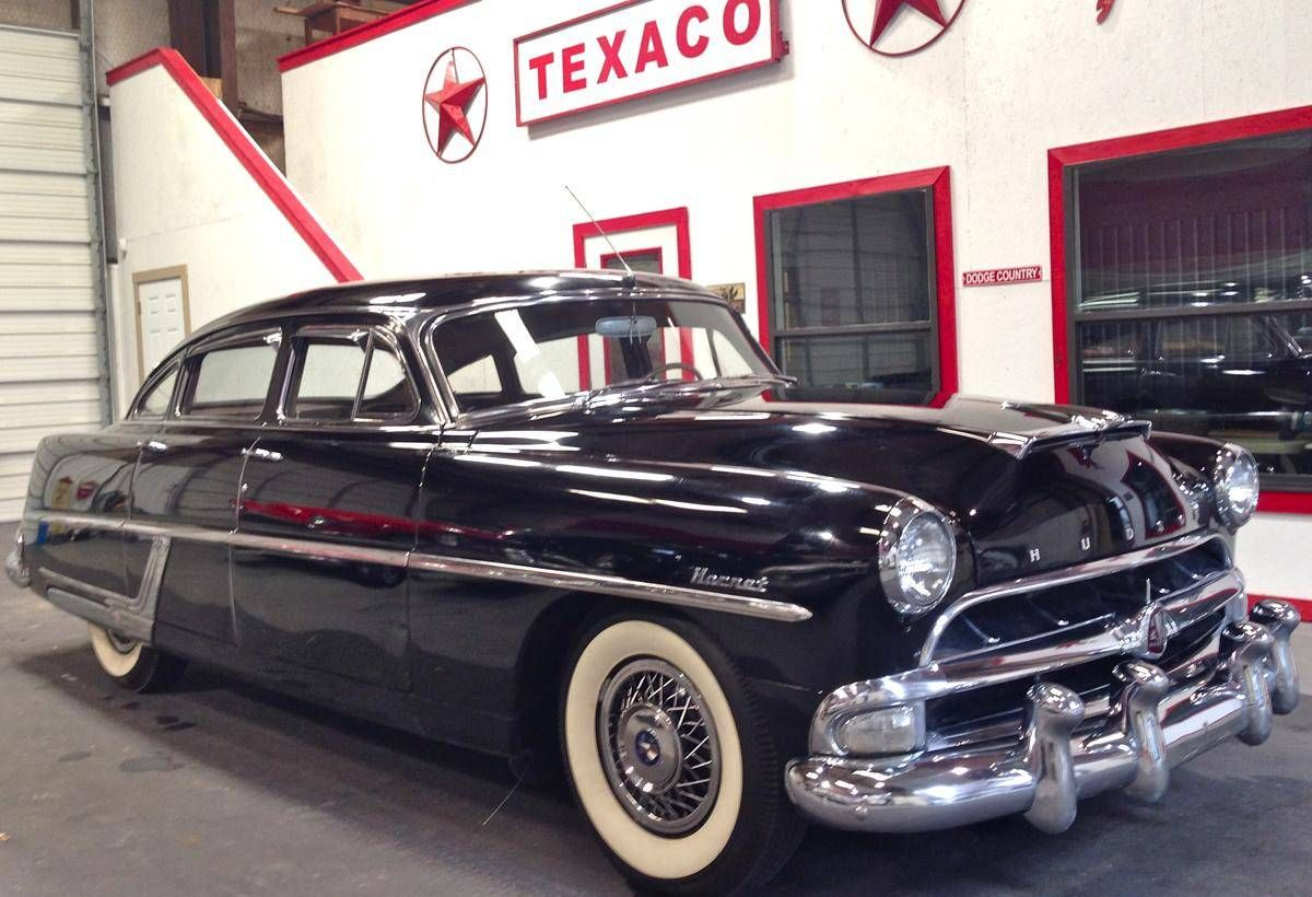 1954 Hudson Hornet Twin H Power Lordy I Miss These Cars Can T