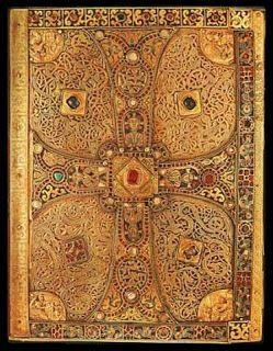 back cover--History of Arts and Aesthetics II: Carolingian Art