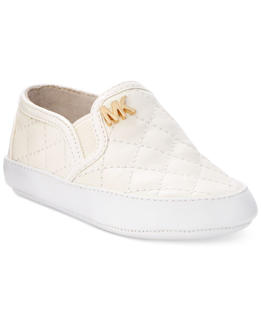 4a1cd6dab Michael Kors Baby Girls  Iris Sage Sneakers