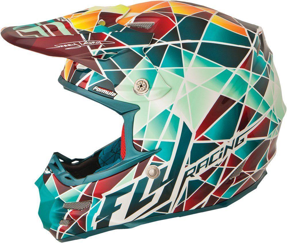 Fly Racing Formula Facet Helmet
