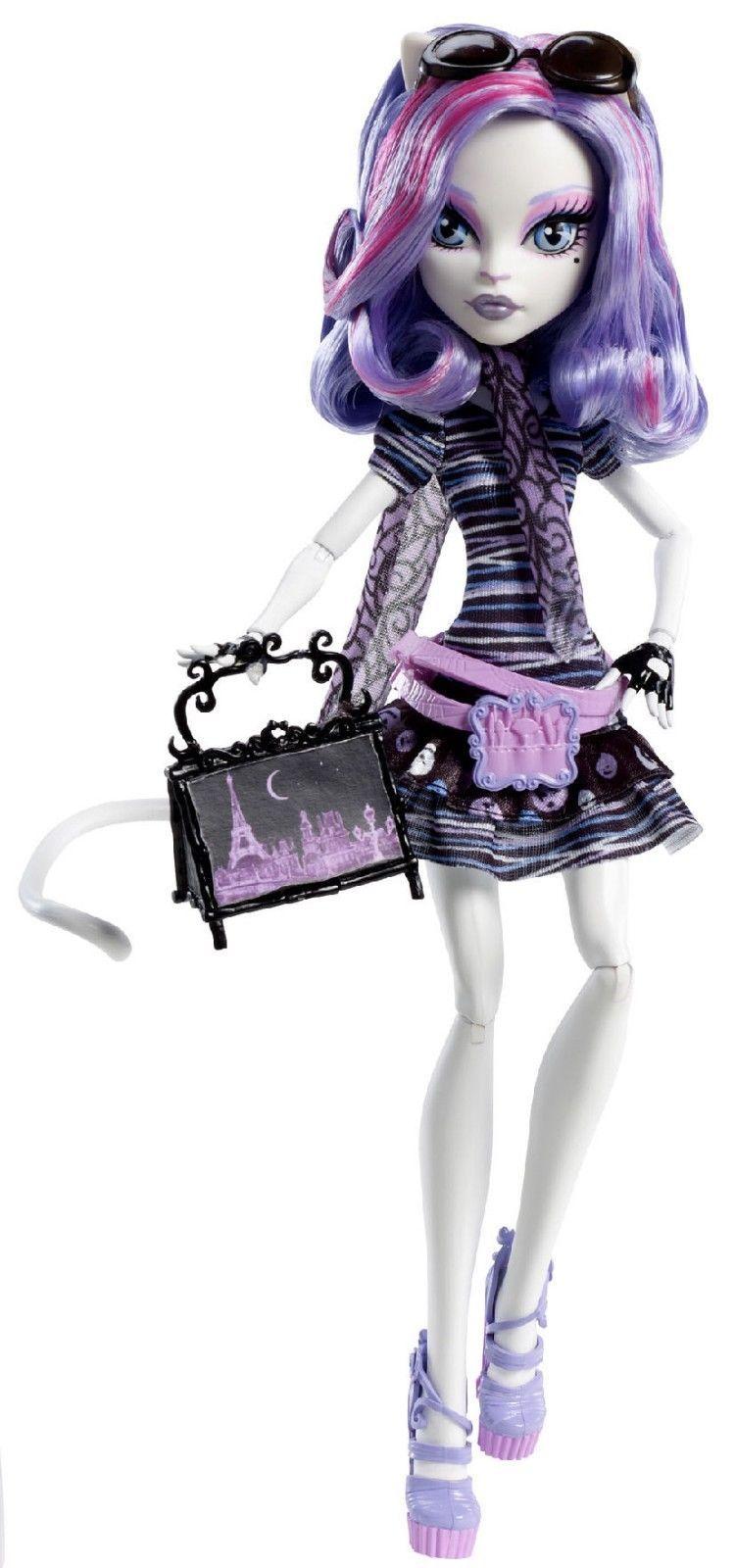 Catrine demew popular catrine demew doll buy cheap catrine demew doll - Monster High Loose Scaris Catrine Demew Daughter Of A Werecat Ebay