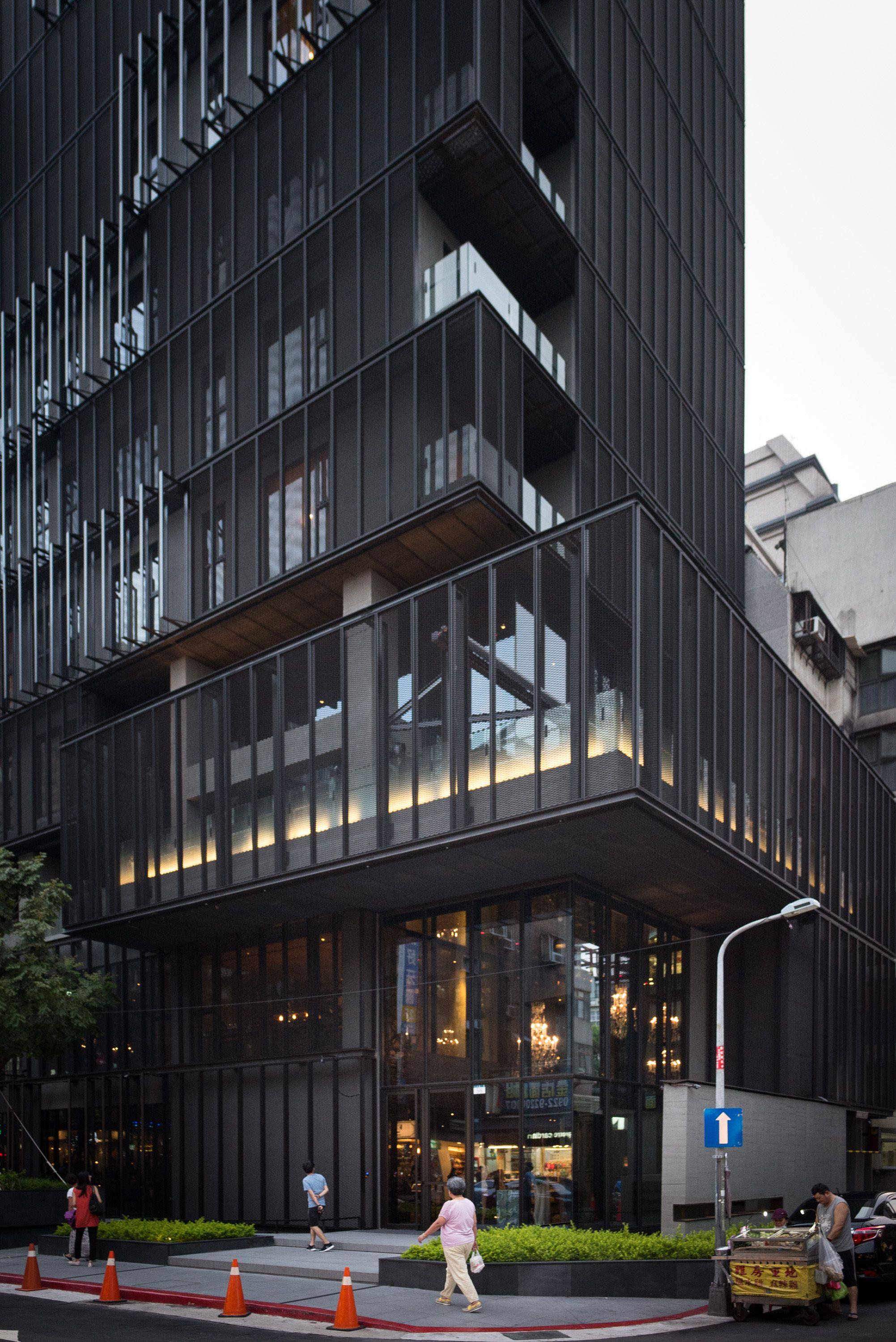 HOTEL PROVERBS TAIPEI, Architecture  Modern Architecture DesignFacade ...
