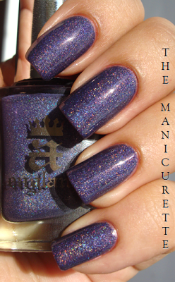 The Manicurette: A-England The Mythicals: Lady Of The Lake and Perceval Swatches & Review