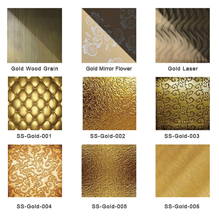 Decorative Stainless Steel Sheet Thickness 0 25 5 0mm Width 600 2000mm Any Need Pls Feel Free To Tell Me Email Ser Stainless Steel Sheet Gold Wood Gold Mirror