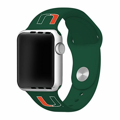 Football Field Abstract Design Apple Watch Band. Apple