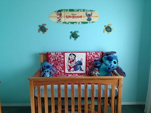 lilo and stitch bedroom lilo amp stitch nursery pics it s done lilo stitch 15904