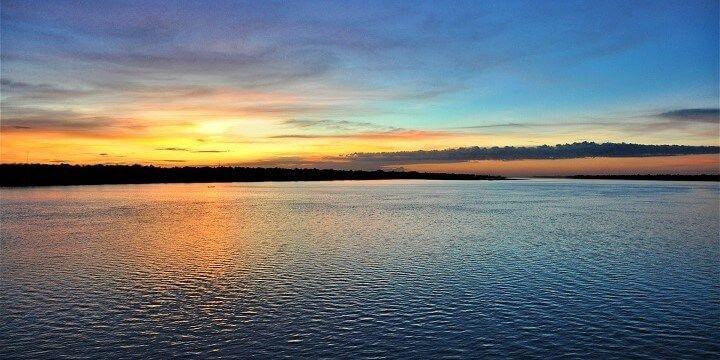 Tonle Sap Lake, Siem Reap, Cambodia, Asia