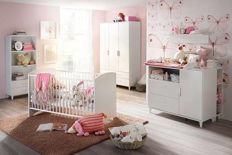 Tolle Möbel für das Babyzimmer. 4teiliges Babyzimmer in