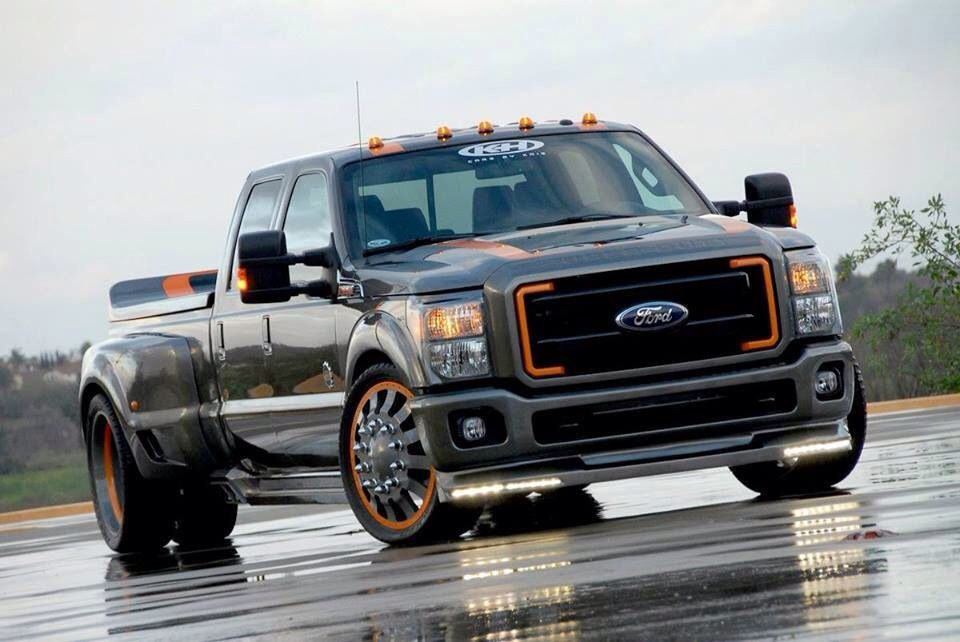 Custom Diesel Dually Ford F 350 Ford Trucks Ford Trucks Pickup