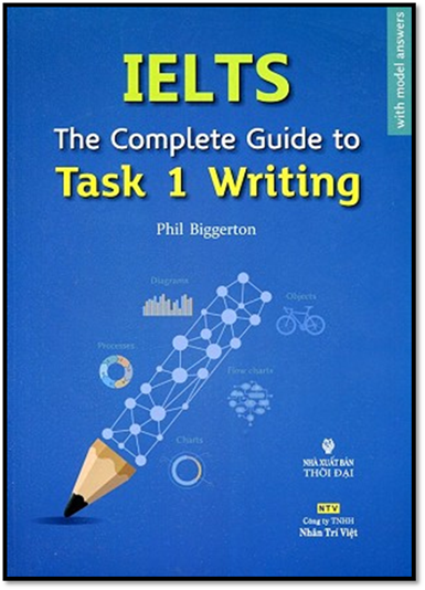ielts the complete guide to task 1 writing with model answers sách