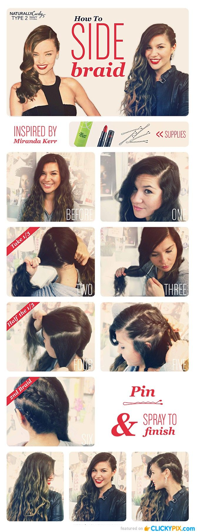DIY Hair Tutorials Step By Step Guides Hairstyles Pinterest - Undercut hairstyle diy