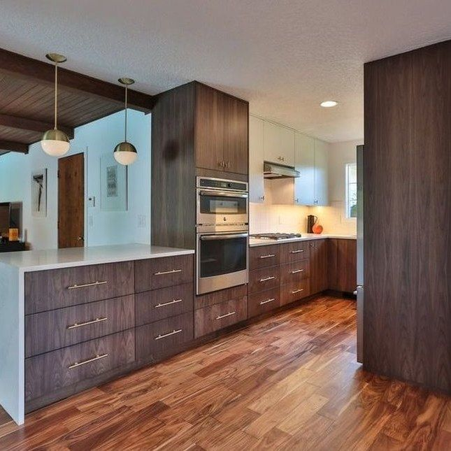 These Are the Best Fronts for IKEA Kitchen Cabinets - Budget kitchen remodel, Modern kitchen remodel, Ikea kitchen cabinets, Kitchen remodel, Kitchen remodel layout, New kitchen cabinets - Inexpensive cabinets + custom fronts   renovation win