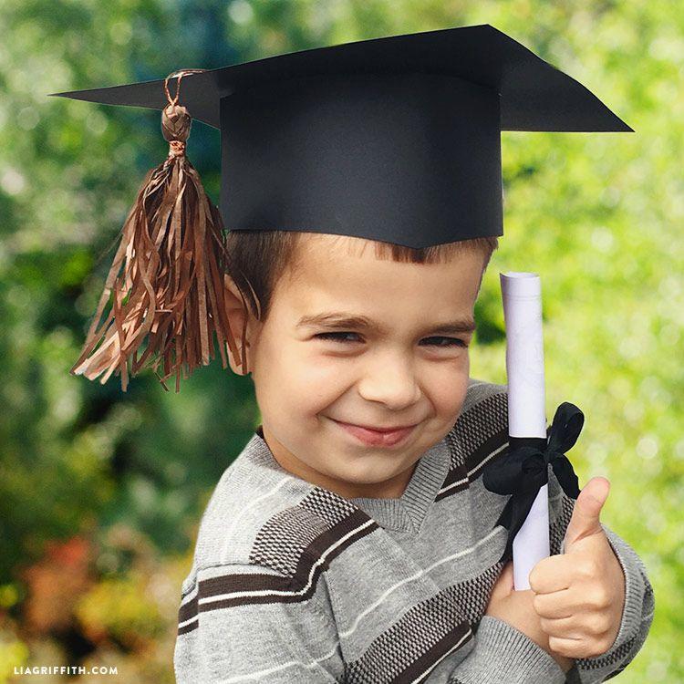 paper graduation cap teacher
