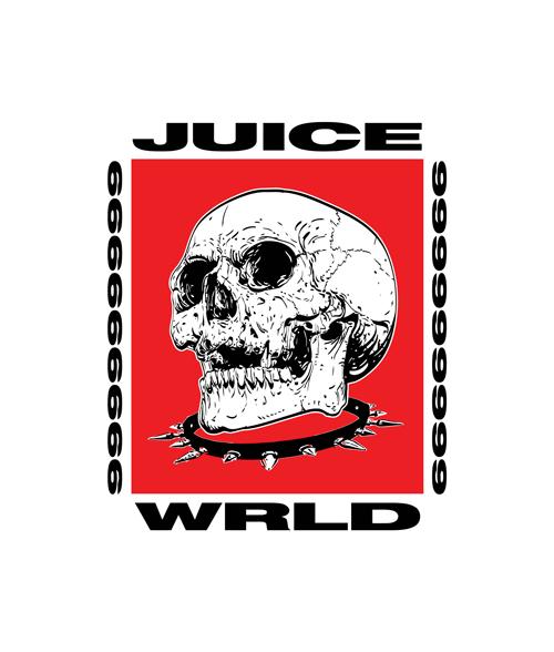 Juice Wrld 999999999 T Shirt - Custom Tees Store
