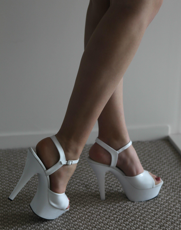 Kiss 209   Club heels, Heels, 6 inch heels