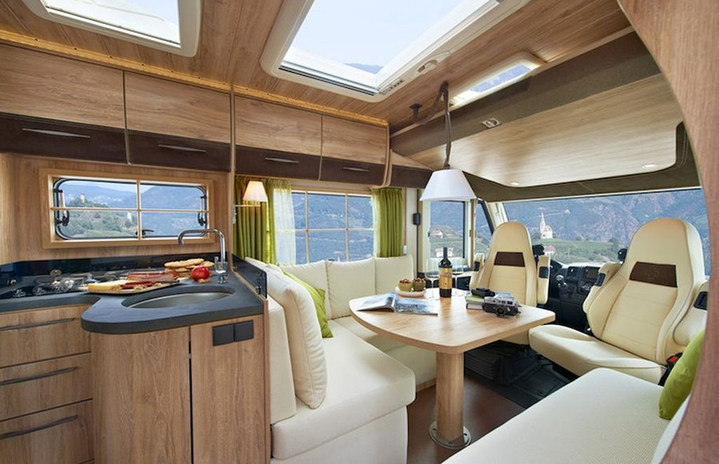 202 Modern Interior Ideas for RV Camper | Rv campers, Rv and Rv camping