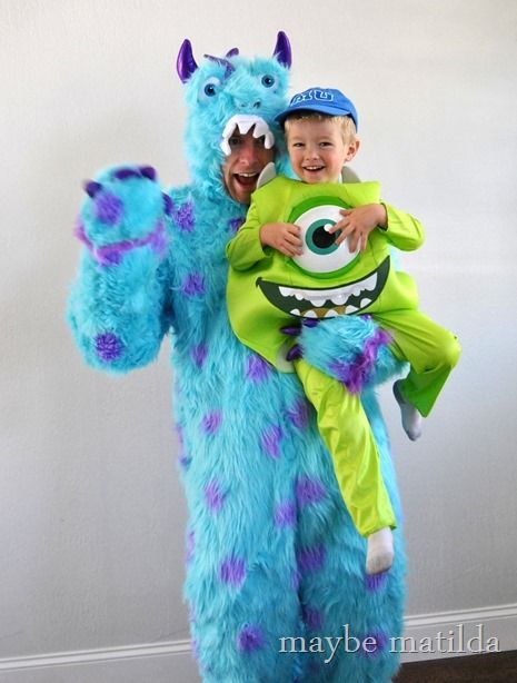 Father and Son Halloween Costumes
