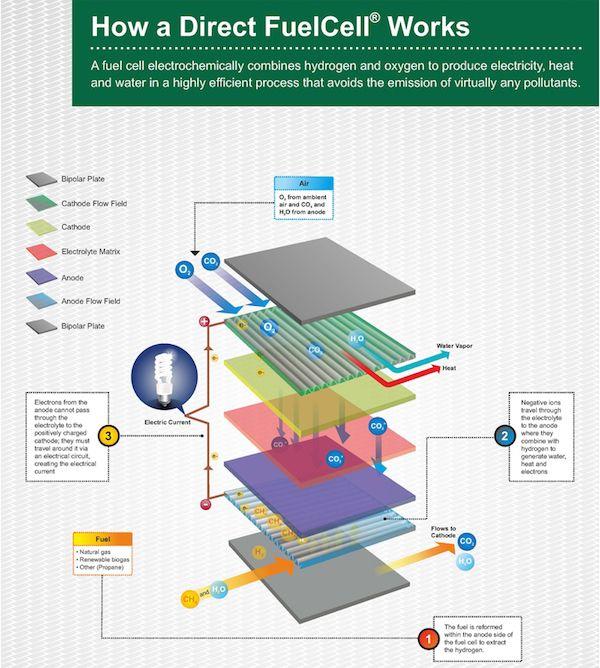 Exxonmobil Revives Zombie Carbon Capture Project Fuel Cell Hydrogen Generator Hydrogen Fuel Cell