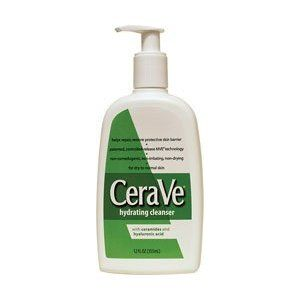 The cleanser is great and cleans and hydrates my skin.