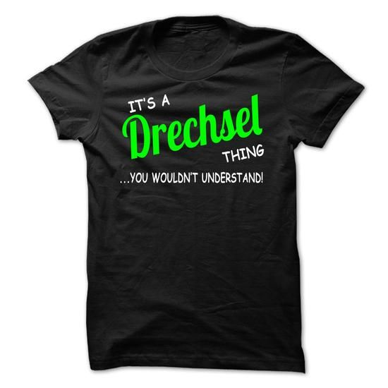I Love Drechsel thing understand ST420 Shirts & Tees