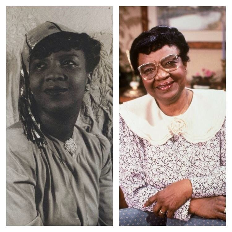 Talented Actress, Dancer, Singer, Playwright, and Theater ... Rosetta Lenoire Funeral