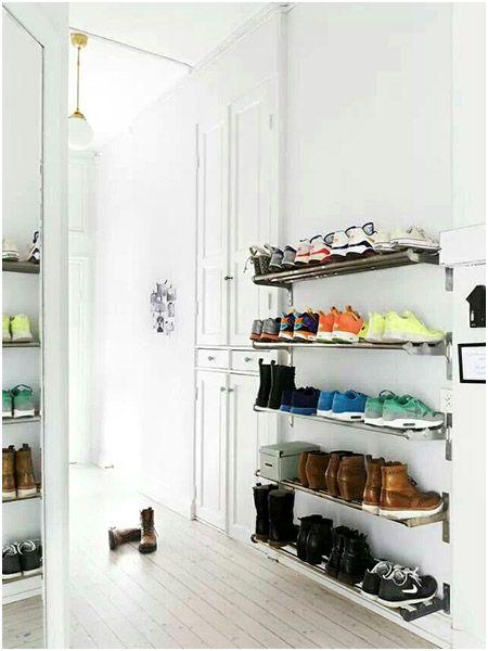 Ideas para guardar zapatos buscar con google como for Zapatero para guardar zapatos