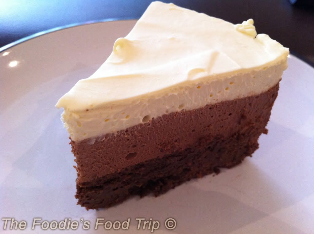 Chocolate Mousse Cake With Images Chocolate Mousse Cake