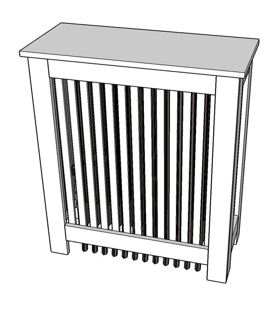 Diy radiator cover diy radiator cover radiator cover