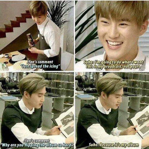 exo, suho, and meme image | exo | EXO, Suho exo, Kpop