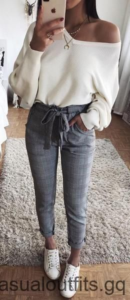Fun Preppy Back to School Outfits Ideas for Teenagers for College 2018 Ca ...- college  ideas  outfits  preppy  school  teenagers- Genel