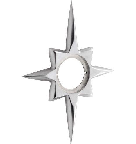 Back plate for existing doorknob - Wide Star Exterior Escutcheon Mid-Century Modern Door Backplate  sc 1 st  Pinterest & Back plate for existing doorknob - Wide Star Exterior Escutcheon ...