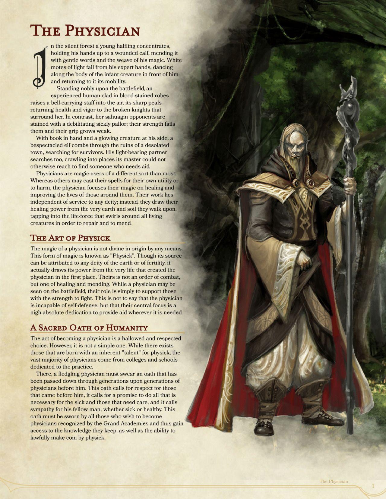 d&d 5th edition druid guide