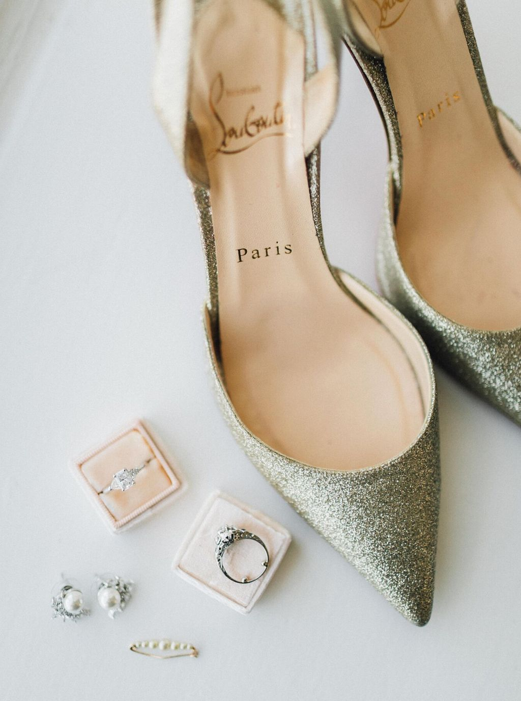 Christian Louboutin Wedding Shoes Heels Christian Louboutin