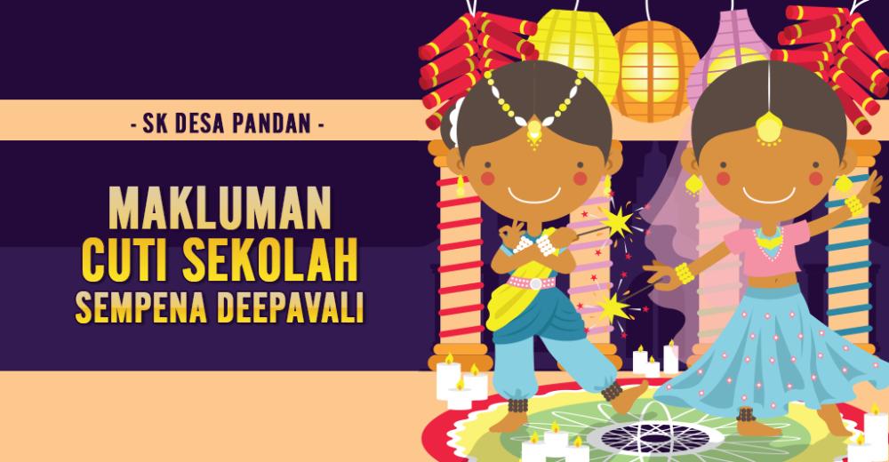 Cuti Deepavali Sekolah 2019 Google Search Printable Paper Poster Movie Posters