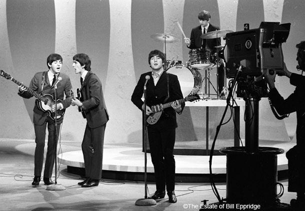 The Beatles in New York. Photo: Bill Eppridge/Courtesy of Rizzoli