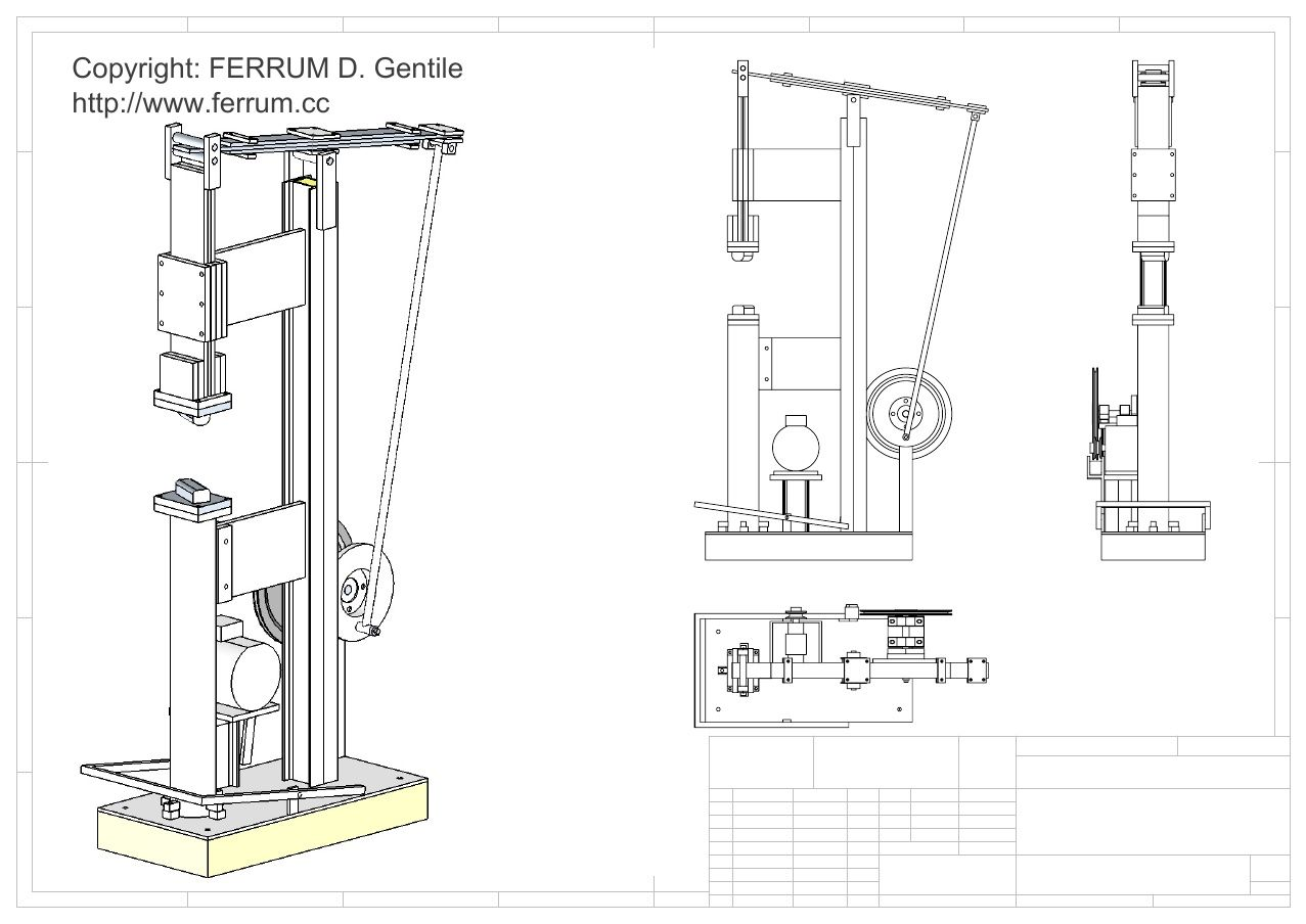 Scribd Forge Pinterest Power Hammer Plans And Welding Diagram