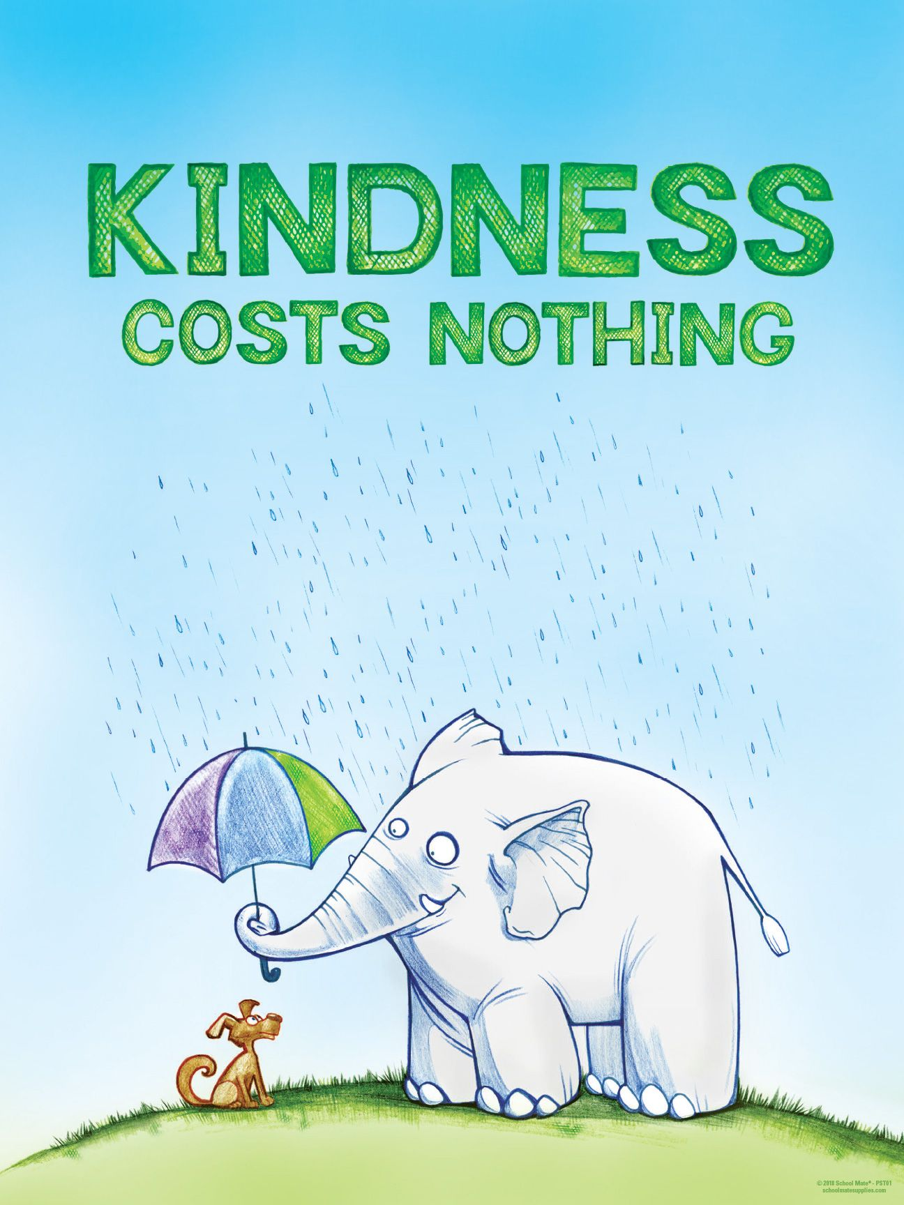 Advocate For Kindness In Your Classroom With This Cute