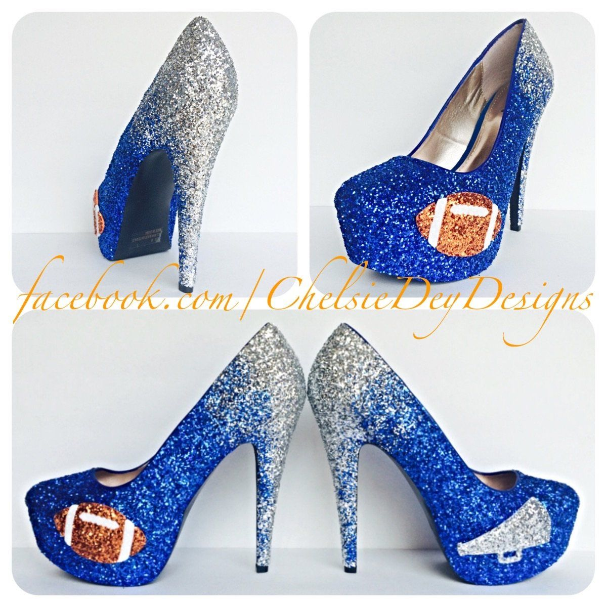 5ffd1113c2f9 Purple Glitter High Heels - Lilac Lavender Silver Ombre Pumps - Wedding  Last Name - Sparkly Wedding Shoes